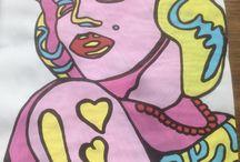 #マリリン・モンロー #Marilyn Monroe / #マリリン・モンロー #Marilyn Monroe #sketch