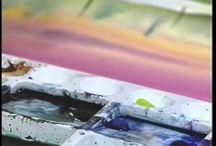 Scheewe Art Workshop / Susan Scheewe tutorials and paintings.