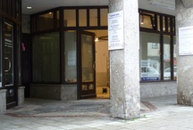 BV : Planegg Friseurladen mit Design Boden und Trockenbauwände