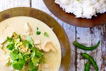 Thai Food Recipes / Traditional or fusion recipes inspired by Thai cuisine. Main Dishes | Soups | Noodle Dishes | Curry and Sauces