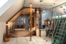 tengerész szoba