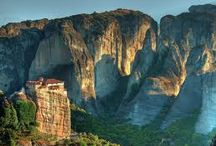 Meteora / While your stay in Greece do not miss to visit Meteora.