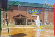 Summer Water Park Fun!