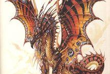 D comme dragon