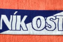 Scarves from Central Europe
