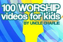 Worship videos kids