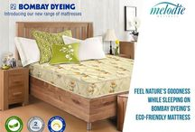 Mattress from Bombay Dyeing