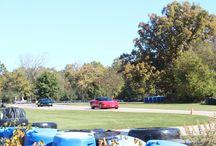 All Chevy Car Show and Corvette Track Day / October 11, 2014 Blackhawk Farms Raceway South Beloit, IL