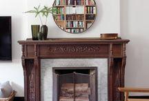 decor for brownstone