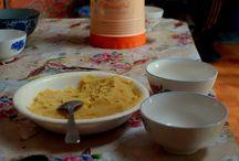 Comidas del mundo | Worldwide food / La comida que fui probando en mis viajes *rueda la baba*