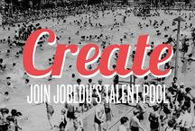 Jobedu's Create Platform is Now Live! / All Jobedu designs are the creation of awesome designers and you can be one of them. Design something creative, original and submit it for people to vote for you!  If your design is chosen you get to win $1000 and accomplish all your dreams! Go to http://www.jobedu.com/create now and join the fun!