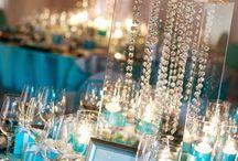 Spring Tiffany Wedding Ideas