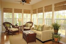 Sunroom Ideas / by Beth Scholtes