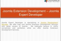Need Joomla Extension Developer for your existing or new business require? Joomla Expert Developer Can helps you
