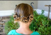 Hairstyles / by Theresa Shroyer Rickels