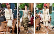 Chanel Metiers d'Art show in the fashion capital of Paris