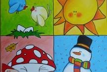 beleven van onze planeet (seizoenen-het weer)