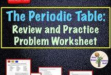 Teaching periodic table