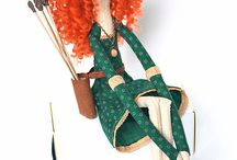 Textilné bábiky a hračky / textilné bábiky, textilné hračky