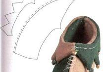 Střihy - boty