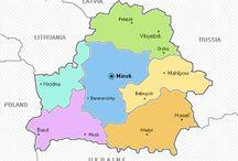 1.1. E//Oriental//Biellorrusia. / Bielorrusia, República de Bielorrusia, según los organismos oficiales del país República de Belarús y antiguamente llamada Rusia Blanca, es un estado de Europa Oriental que, hasta 1991, formó parte de la Unión de Repúblicas Socialistas Soviéticas. Wikipedia