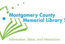MCMLS News / by Montgomery County Memorial Library System