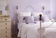 Lavender interiors