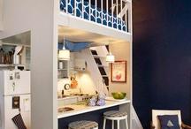 "Yksiö sisustus / designing a single room flat / Designing a single room flat with ""modern design"" theme"