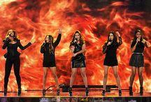 Fiery Fifth Harmony