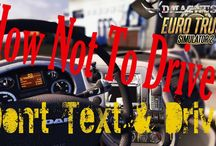 Euro Truck Simulator 2 / Travel across Europe as king of the road, a trucker who delivers important cargo across impressive distances! With dozens of cities to explore from the UK, Belgium, Germany, Italy, the Netherlands, Poland, and many more, your endurance, skill and speed will all be pushed to their limits. If you've got what it takes to be part of an elite trucking force, get behind the wheel and prove it!