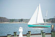 Maryland Weddings -Tred Avon Yacht Club
