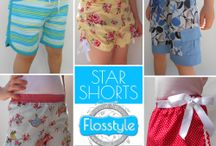 BOYS FLOSSTYLE PDF PATTERNS / Sewing for boys made easy!