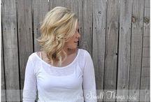 Style - Hair and Makeup / Inspiration / by Samantha McGlocklin