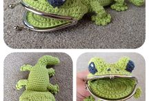 crochet, sawing