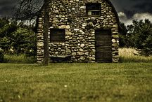 Barns/Old Houses/Getting out into Nature