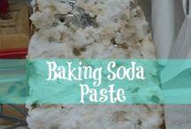 baking soda tips