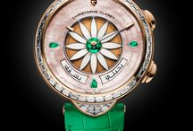 Just for her / Prestige Christophe Claret's watches for ladies.