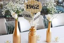 50th anniversary ideas / by sandy cervantes