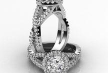 Round Shape Diamond Engagement Rings / Javda All Round Engagement Ring