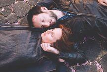 Séance photo • Couple