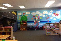 Superhero classroom theme