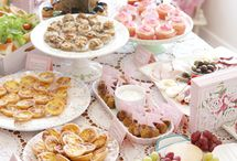 Tea Party for Nora / Girl Baby Shower / by Cassandra Henifin