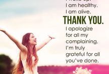 Thankyou God