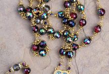 Prayer beads and ropes