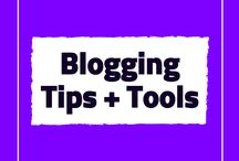 Blogging Tips and Tools to help with traffic, productivity and technology