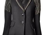 chaqueta tachas
