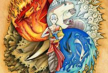 Secret Tunnel / Avatar: the last airbender and Avatar: the legend of Korra