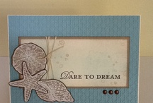 By the Seashore Card Ideas / by Laurie Graham: Avon Rep/Stampin' Up! Demo