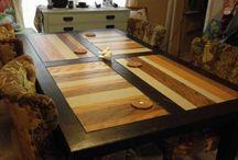 DIYS table-coffee,side,dining.