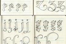 Font çizim
